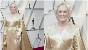 glenn-close-in-carolina-herrera-2019-oscars-