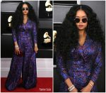 H.E.R. In Coach @ 2019 Grammy Awards