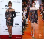 Halle Berry In Elie Saab @ BET 'Boomerang' LA Premiere
