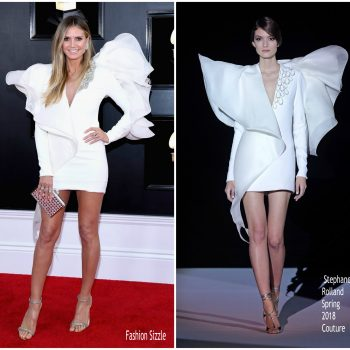 heidi-klum-in-stephane-rolland-haute-couture-2019-grammy-awards