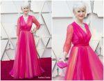 Helen Mirren In Schiaparelli Haute Couture @ 2019 Oscars