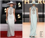 Jennifer Lopez In Ralph & Russo Couture @ 2019 Grammy Awards