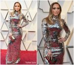 Jennifer Lopez In Tom Ford @ 2019 Oscars