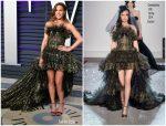 Kate Beckinsale In Giambattista Valli Haute Couture @ 2019 Vanity Fair Oscar Party