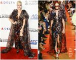 Katy Perry In Elie Saab @ MusiCares Person Of The Year Honoring Dolly Parton