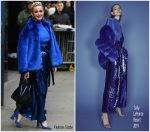 Katy Perry In  Sally LaPointe @ Good Morning America