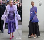 Katy Perry In Solace London  @ Good Morning America