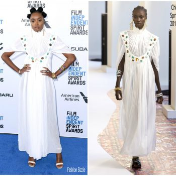 kiki-layne-in-chloe-2019-film-independent-spirit-awards