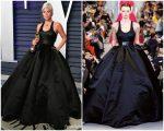 Lady Gaga In Brandon Maxwell @ 2019 Vanity Fair Oscar Party'