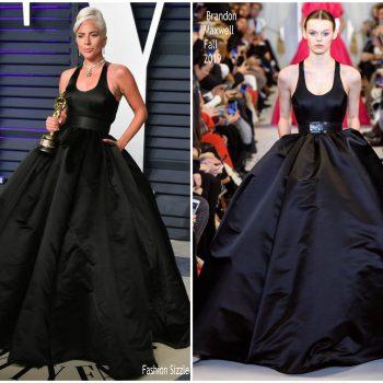 lady -gaga-in-brandon-maxwell-2019-vanity-fair-oscar-party