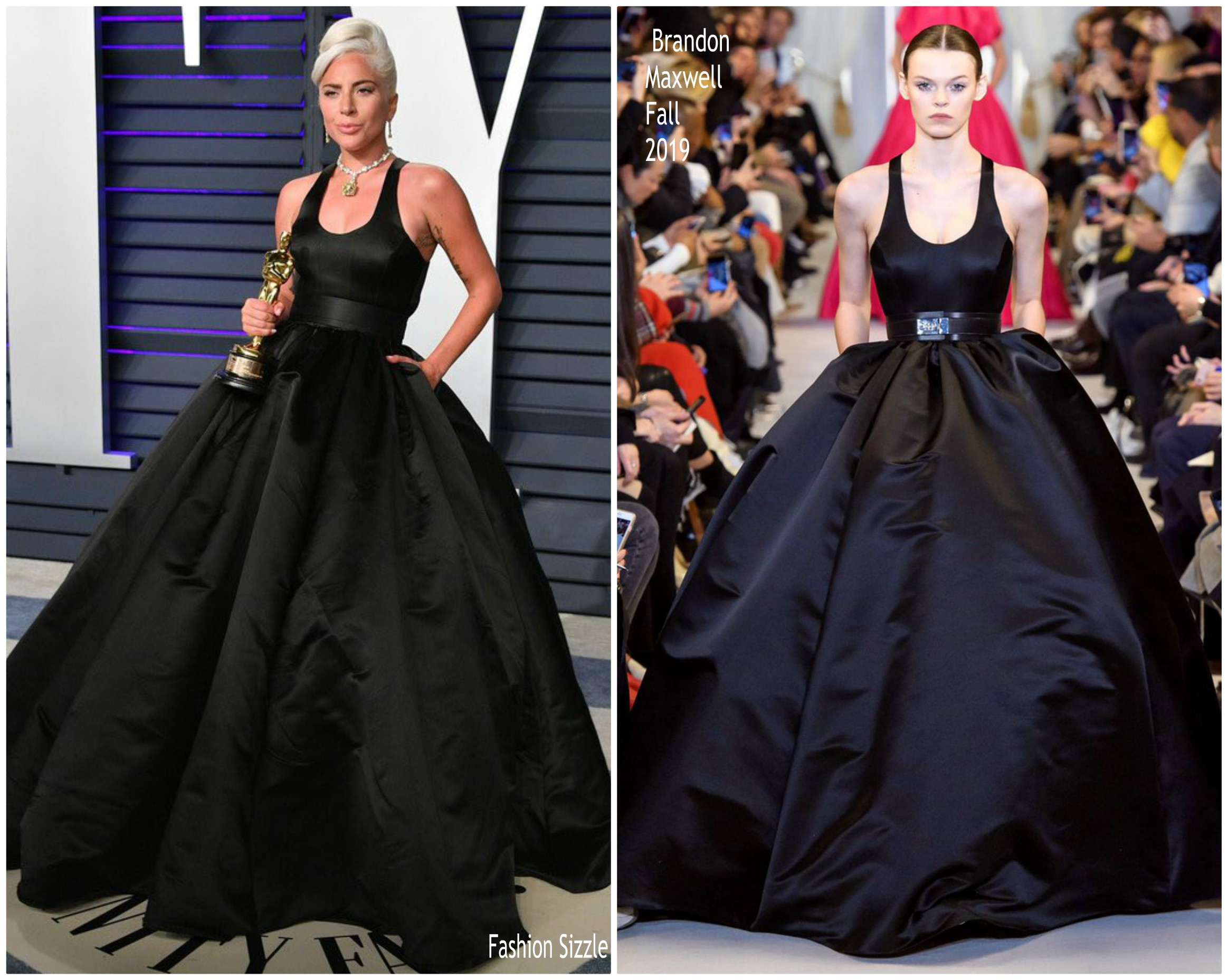 lady -gaga-in-brandon-maxwell-2019-vanity-fair-oscar-party