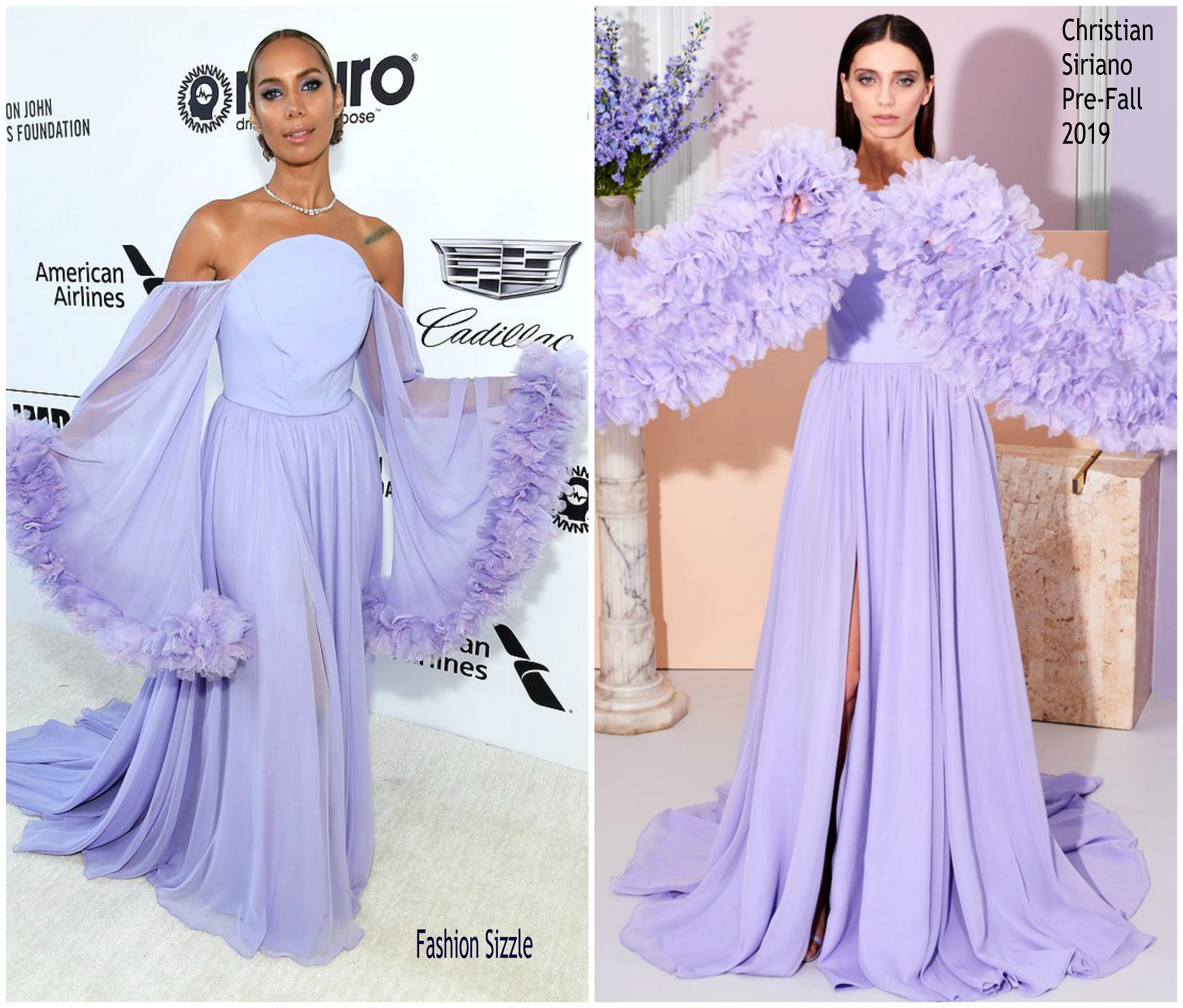 leona-lewis-in-christian-siriano-2019-elton-john-aids-foundation-academy-awards-viewing-party