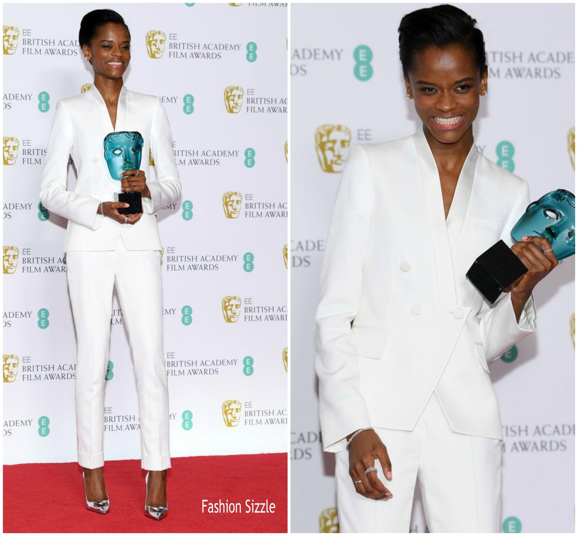 letitia-wright-in-stella-mccartney-2019-bafta awards