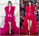 Linda Cardellini In Schiaparelli Haute Couture @ 2019 Oscars