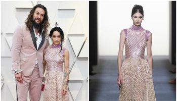 lisa-bonet-in-fendi-couture-jason-momoa-in-fendi-mens-2019-oscars