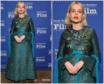 Lucy Boynton In Gucci @ 2019 Santa Barbara International Film Festival