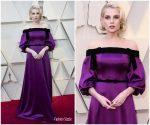 Lucy Boynton In Rodarte @  2019 Oscars