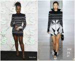 Lupita Nyong'o In Balmain @ Saks Celebrates New Main Floor In New York