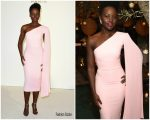 Lupita Nyong'o In Alex Perry @ Vanity Fair And Lancôme Toast Women In Hollywood