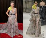 Maren Morris In Galia Lahav Couture @  2019 Grammy Awards