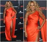 Mary J Blige In Ralph & Russo @ Premiere Of Netflix's 'The Umbrella Academy'