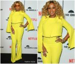 Mary J. Blige In Safiyaa @ 'The Umbrella Academy' Toronto Premiere