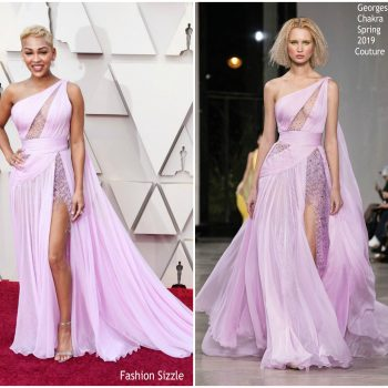 meagan-good-in-georges-chakra-couture-2019-oscars