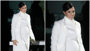 meghan–markle-in-calvin-the-wilder-earth-performance-in england