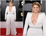 Meghan Trainor In Christian Siriano @ 2019 Grammy Awards