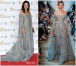 Michelle Yeoh In Elie Saab Haute Couture @ 2019 BAFTAs