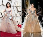 Michelle Yeoh In Elie Saab Haute Couture @ 2019 Oscars