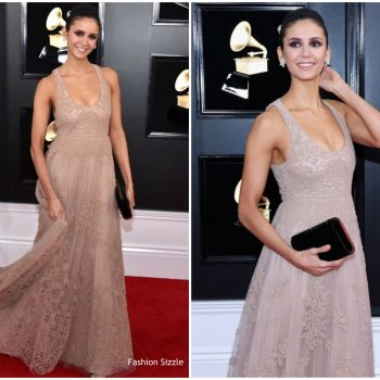 nina-dobrev-in-christian-dior-2019-grammy-awards