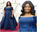 Octavia Spencer   In  @ Christian Siriano  2019 Oscars