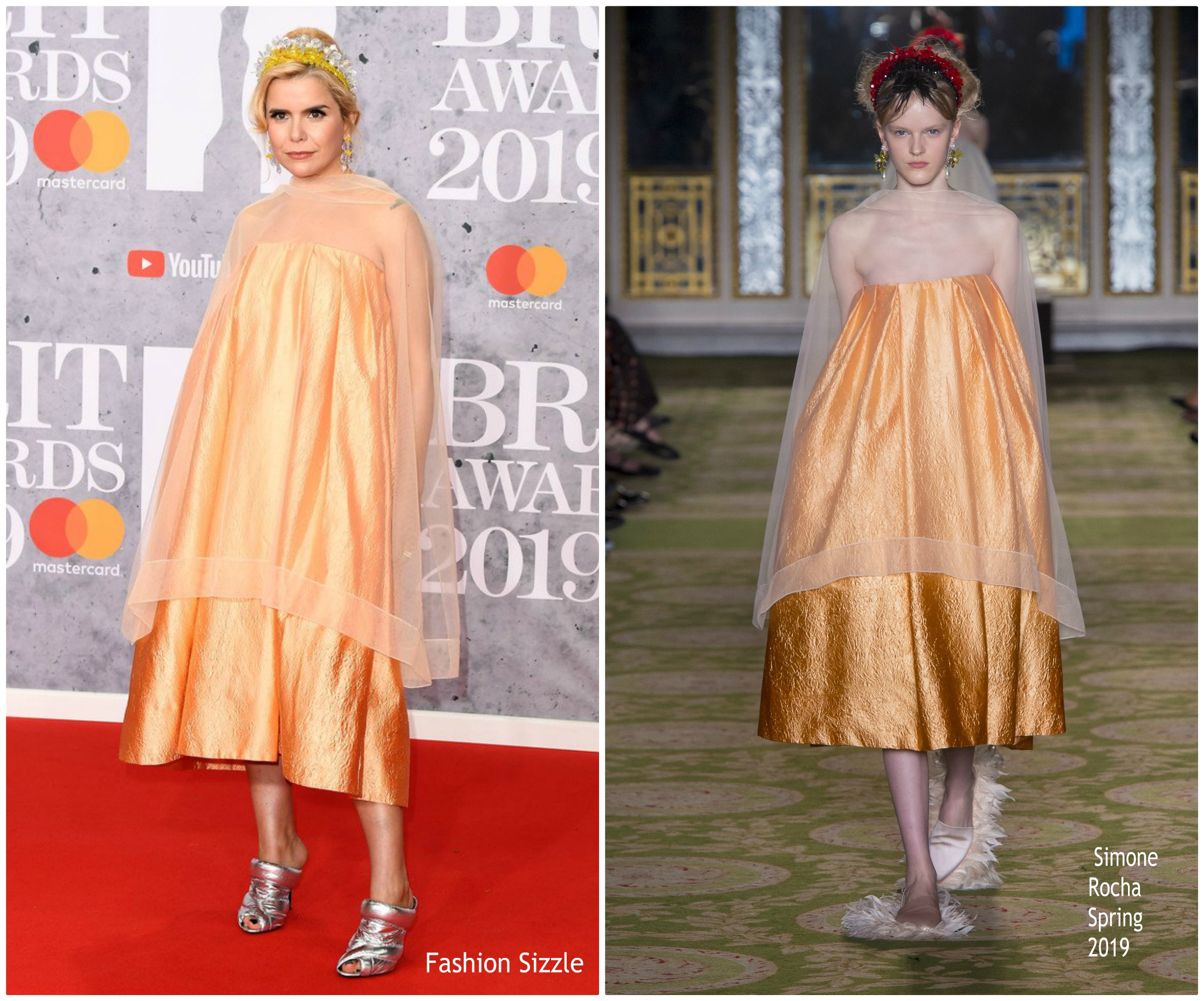 paloma-faith-in-simone-rocha-2019-brit-awards-redcarpet