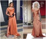 Paris Jackson  In Vivienne Westwood  @ 2019 Vanity Fair Oscar Party