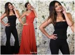 Priyanka Chopra In Cushnie @ Madame Tussads Wax Figure Reveal