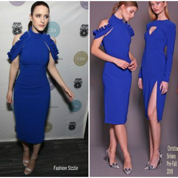 rachel-brosnahan-in-christian-siriano-34th-annual-artios-awards