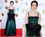 Rachel Brosnahan In Erdem @ 2019 BAFTAs