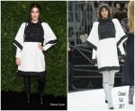 Rachel Weisz in Chanel @  Nespresso British Academy Film Awards Nominees Party