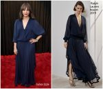 Rashida Jones  In Ralph Lauren @ 2019 Grammy  Awards