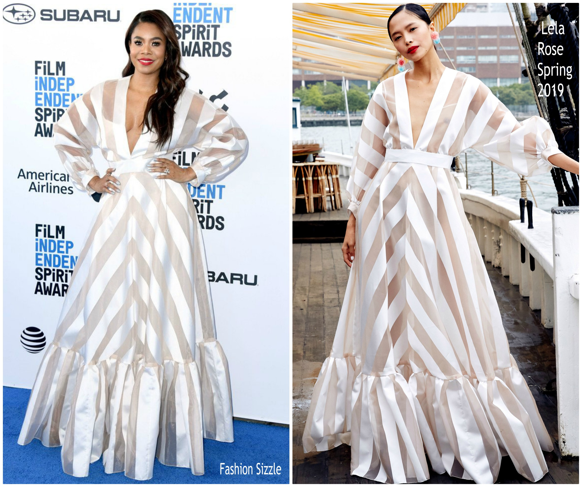 regina-hall-in-lela-rose-2019-film-independent-spirit-awards