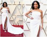 Regina King  In Oscar De La Renta  @  2019 Oscars