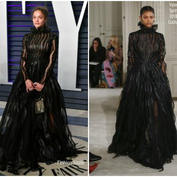 sasha-lane-in-valentino-haute-couture-2019-vanity-fair-oscar-party-