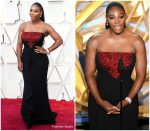 Serena Williams In Armani Prive @ 2019 Oscars