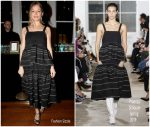 Sienna Miller In Proenza Schouler @ Ilene Joy Jewelry Collection Launch