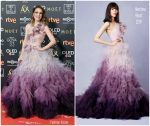 Silvia Abascal In Marchesa @ 2019 Goya Awards