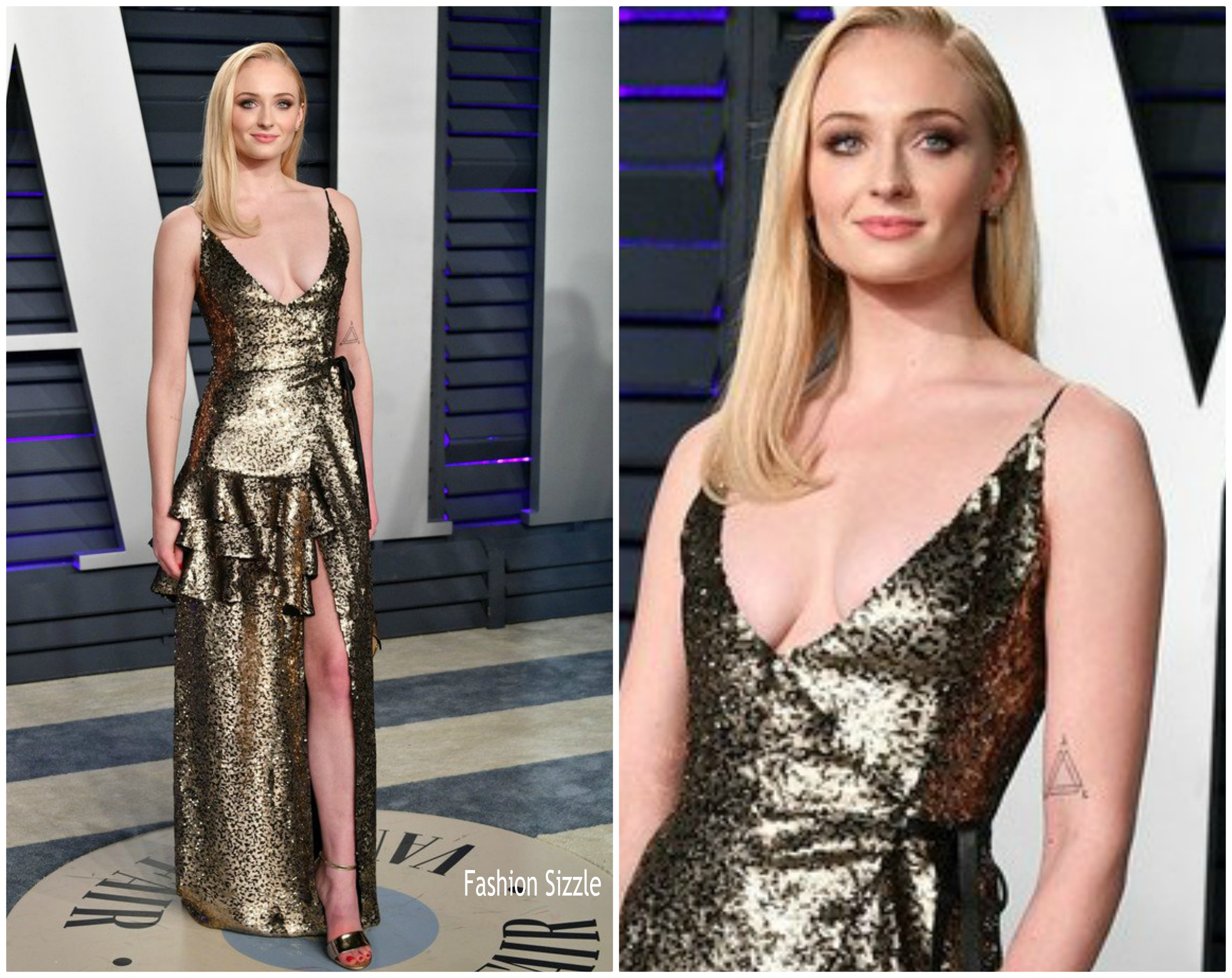 sophie-turner-in-louis-vuitton-2019-vanity-fair-oscar-party