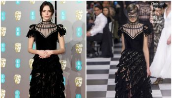 stacy-martin-in-christian-dior-haute-couture-2019-baftas