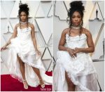SZA In Vivienne Westwood Couture @ 2019 Oscars
