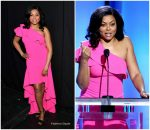 Taraji P. Henson  In Michael Kors  Collection @ 2019 Film Independent Spirit Awards